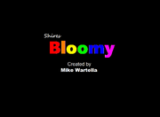 Bloomy Title Card