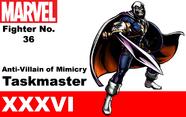 MvCA TaskmasterCard