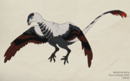 102 jeholornis prima by green mamba-d5uc29z