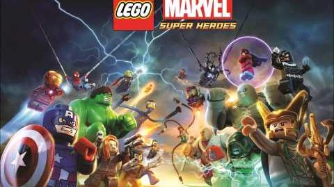 LEGO Marvel Super Heroes - The TV Show