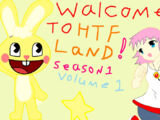 List of Welcome to Happy Tree Friends Land DVDs