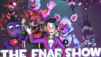 FNAF SFM The FNAF Show Season 2 Theme (my version)