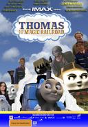 Thomas and the Magic Railroad Australian 2019 Poster