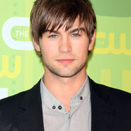 Chace Crawford as Espio the Chameleon