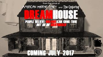 Dreamhouseposter