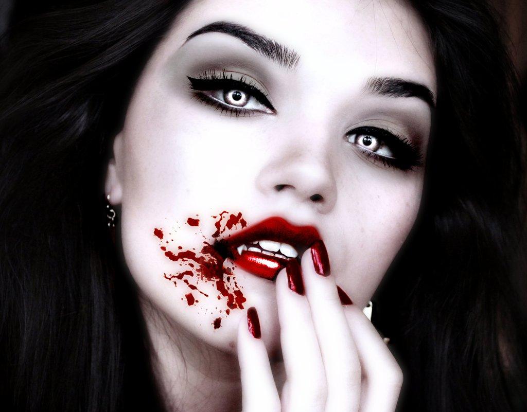 Картинки разные вампиры