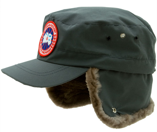 Image Warmest Winter Hats Canada Goose Clique Beaver Fur Hat 76f40c179e6