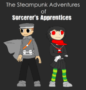 The Steampunk Adventures of Sorcerer's Apprentices