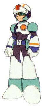 Dylan (as a Maverick Hunter)