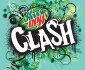 Clash Label Art