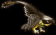 De-Avianed Magnolia Warbler