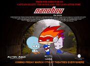 Nanoboy The Movie 1989 Poster