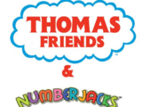 Thomas Friends and Numberjacks