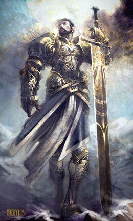 Gabriel's Titan Form