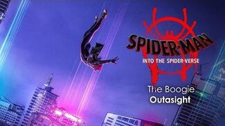 SPIDER-MAN INTO THE SPIDER-VERSE - Official Trailer 2 Song Outasight - The Boogie-0