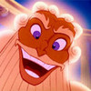 Zeus Disney Icon