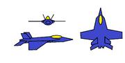 F-18 artwork