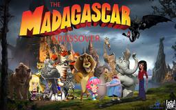 Madagascar Crossover Poster