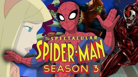 The Spectacular Spider-Man Season 3!- Full Season Fan-Made Story!- What it Should Have Been!
