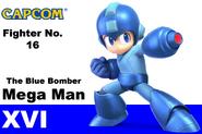 MvCA MegamanCard
