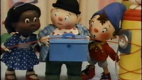 Noddy's Toyland Adventures - Series 1 Episode 13 - Noddy Delievers Some Parcels