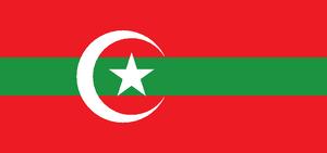 Rum flag