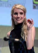 Emma Roberts by Gage Skidmore - 2015 San Diego Comic-Con International (2)
