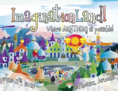 Imagination land