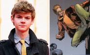 Thomas Brodie-Sangster as Mortimer Toynbee