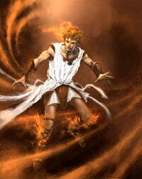 Hermes God of War