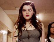 Georgie Henley as Amy