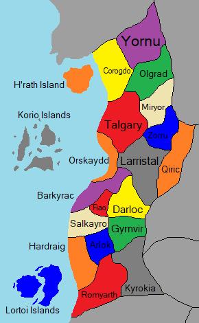 Talmyrnia divisions