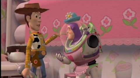 Toy Story - Mrs Nesbitt. Nesbitt
