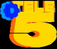 Tele 5 Ottenia 1989