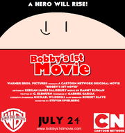 Bobby's 1st Movie teaser poster