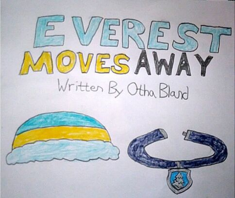 Everest Moves Away