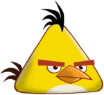 Chuck AngryBirds Artwork
