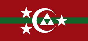 Nabataea flag
