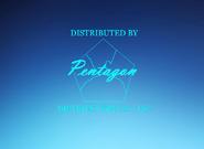 Pentagon Distributors Co., Inc. 1956-1971 Logo