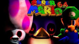 Scariest Mario Game Ever Created Super Mario 64... But Different