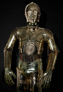C-3PO in The Star Wars Sequel Trilogy