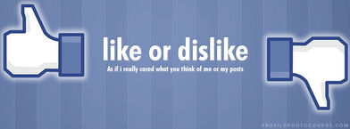 Like or dislike