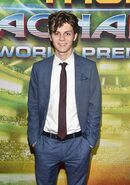 Ty Simpkins in 2018