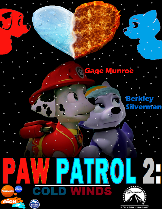paw patrol 2 cold winds fanon wiki fandom powered by