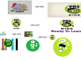 PBS Kids logo history