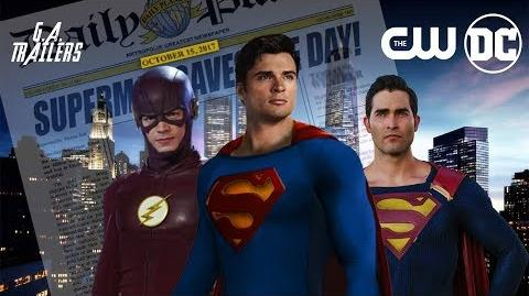 The CW's Crisis on 3 Earths Trailer (Fan Made)