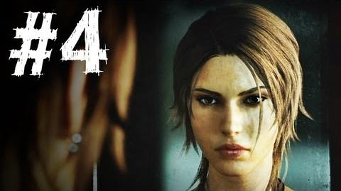 Tomb Raider Gameplay Walkthrough Part 4 - Cry For Help (2013)-0
