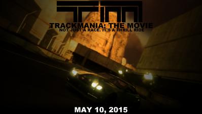 Trackmania Movie Poster 2