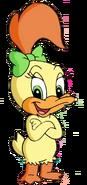 Baby Melissa Duck
