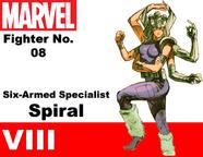 MvCA SpiralCard